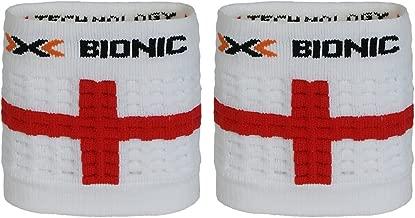 Pair X-Bionic 1 Paar Unisex Schwei/ßband Wallaby Patriot England