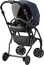 ?#24403;?Combi 婴儿车 AttO (阿特) type-S [対象] 1ヶ月 ~ 36ヶ月 藏青色