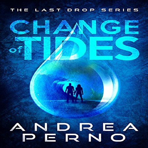 Change of Tides audiobook cover art