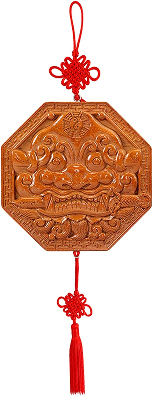 Direct stock discount jinyi2016SHOP Bagua Mirror Lucky Chinese Head Shui Lion Bag Very popular Feng