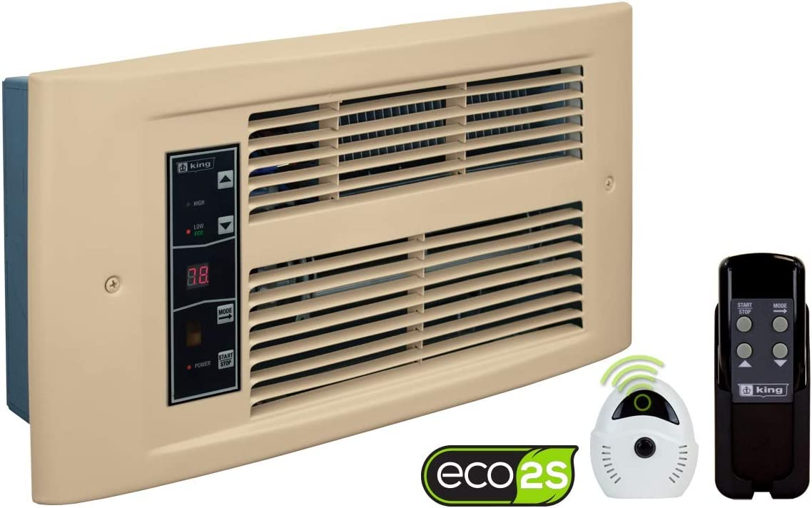KING PX1215-ECO-AD-R PX ECO2S 2-Stage Selling rankings Heater Wall Electric Complete Free Shipping 750-