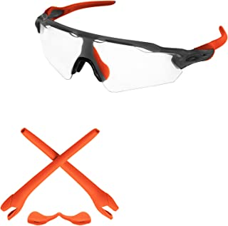 Tintart Rubber Kits Earsocks and Nosepieces Compatible with Oakley Radar EV Path