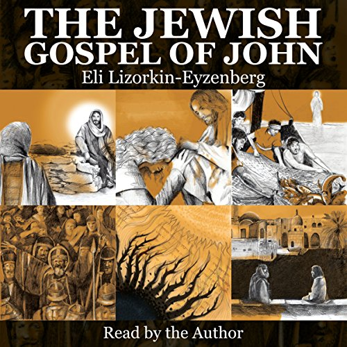 Couverture de The Jewish Gospel of John