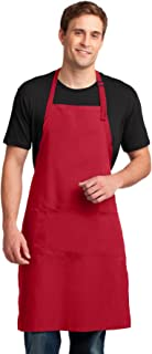 red kfc apron