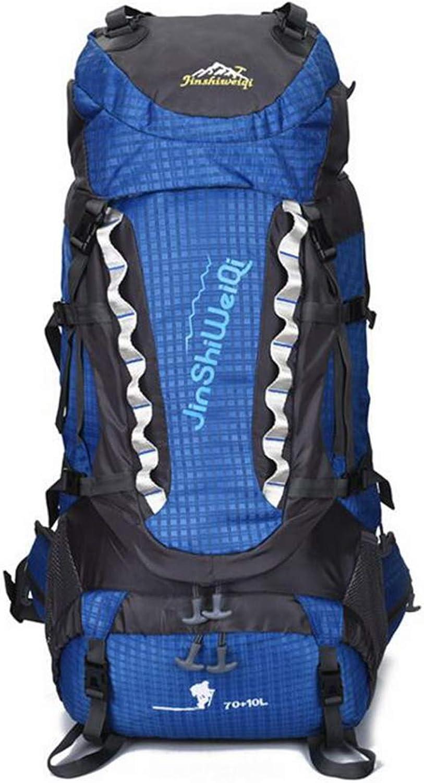 JESSIEKERVIN YY3 Wandern Rucksack Reise Daypack wasserdicht mit Regenschutz für Camping Bergsteigen Klettern B07KY625KP  Große Klassifizierung