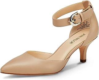 28379ab6c67ca Amazon.co.uk: Kitten Heel - Court Shoes / Women's Shoes: Shoes & Bags