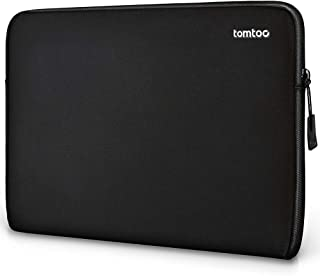 tomtoc 14 Inch Laptop Sleeve for 14 Lenovo ThinkPad X1 (1-4th Gen), 14 HP Acer Chromebook, 14 Dell Latitude, 15 Inch MacBook Pro A1990 A1707, Microsoft Surface Laptop 3 15 Inch 2019