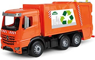 Lena 4614 Worxx Mercedes Benz Arocs, Toy car Approx. 53 cm, Commercial Vehicle for Children from 3 Years, Robust Refuse Tr...