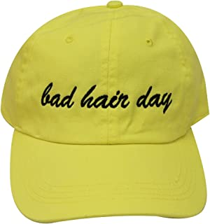 33f80082fad City Hunter C104 Bad Hair Day Cotton Baseball Caps 25 Colors