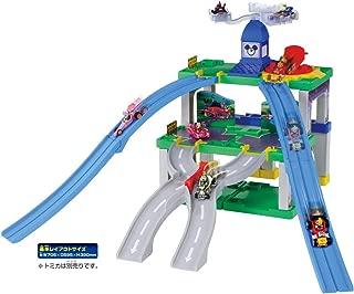 ディズニー ミッキーマウスとロードレーサーズ トミカ アクションコース 走って飛んで!組みかえタウンサーキット