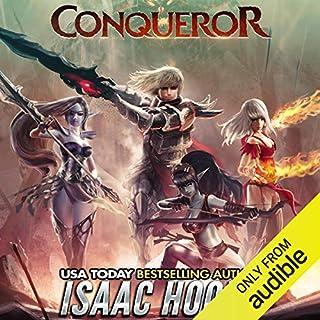 Page de couverture de Conqueror