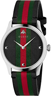 e11c3e00646 Gucci YA1264079 G-Timeless Black