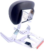 MyLohas New Up /& Down Adjustable Folding Driver Backrest for Honda VTX 1300 C 1300C