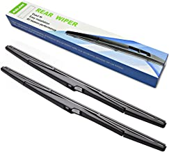 Rear Wiper Blade,ASLAM Rear Windshield Wiper Blades Type-E 16A1 for Lexus RX350 350L 450h 450hL 2009-2019,Exact Fit(Pack of 2)