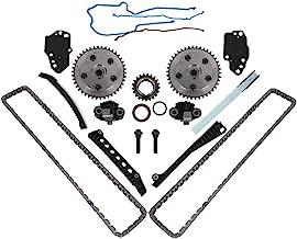 5.4 3V Triton موتور کیت زنجیره ای Timing، کیت تعمیر Phaser مخزن تعویض، کیت Timing Variable، مناسب برای Ford Expedition F150 F250 F350 Super Duty، Lincoln Navigator Mark LT