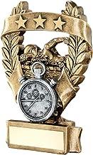 Lapal Dimension Brz/Pew/Gold Zwemmen 3 Sterren Krans Award Trofee - 5in