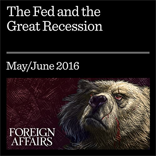 The Fed and the Great Recession cover art
