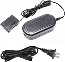 SinFoxeon ACK-DC80 AC Power Adapter Kit for Canon PowerShot G1X G15 G16 SX40 SX50 and SX60 Digital Camera