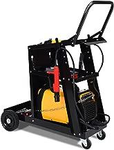 Welder Welding Cart Plasma Cutter MIG TIG ARC Universal Storage for Tanks