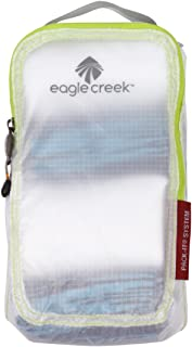 Eagle Creek Pack-It Specter Quarter Cube Packing Organizer, White/Strobe