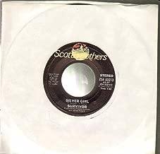 Survivor - American Heartbeat - 7 inch vinyl / 45