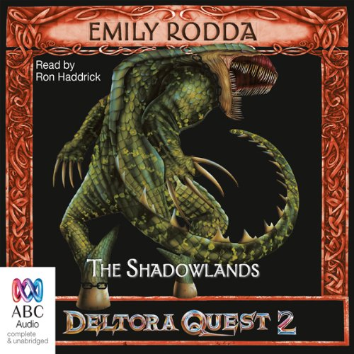 The Shadowlands cover art