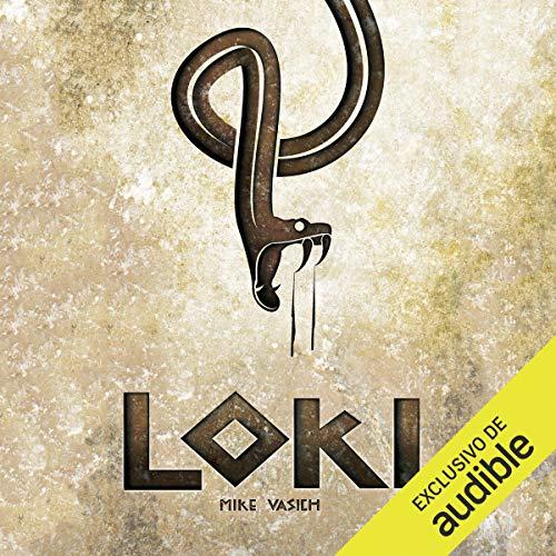 Diseño de la portada del título Loki (Narracion en Castellano)
