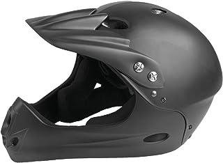 Ventura Downhill Helm, matt schwarz, L 58-62 cm