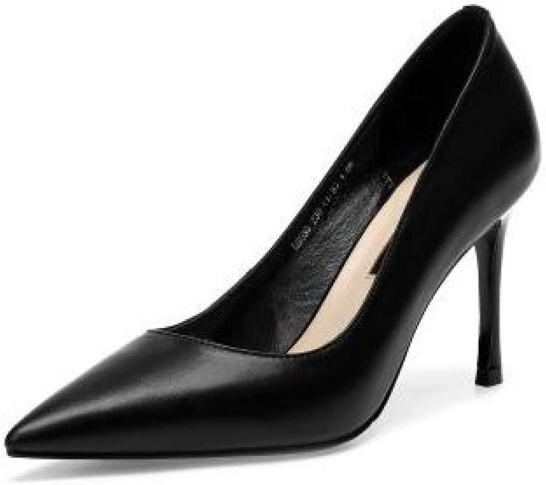 Frauen Heels Mode Dünne Fersen Schuhe Flache Spitz High Heels Schuhe Pumps Party Damen Court Schuhe