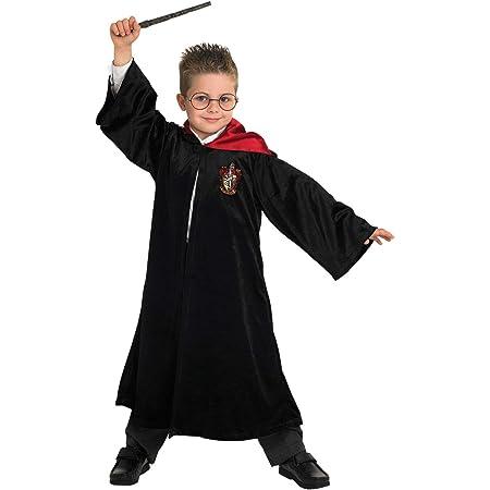 Rubies Disfraz oficial de Harry Potter Gryffindor Deluxe para niños