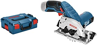 Bosch Professional 06016A1002 12-26 System GKS 12 V-26 Cordless Circular (Saw Blade Diameter: 85 mm, Excluding Batteries a...