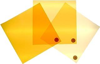 Filterset kleurcorrectie van daglicht volgens gloeilamp CTO 24x24cm
