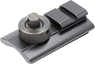 Higoo Picatinny Slot Sling Swivel Stud, Bipod Adapter for Picatinny Rail