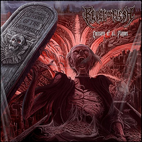 Reval in Flesh: Emissary of All Plagues (Audio CD)