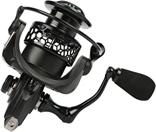Tsurinoya 9BB 5.2:1 Spinning reel NA2000 NA3000 NA4000 NA5000 Lure reels Boat rock fishing wheel