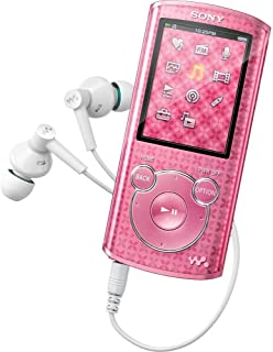 Sony NWZE463PNK Walkman MP3 Player