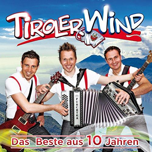 Tiroler Wind - CD Das Beste aus 10 Jahren. Volkstümliche Musik aus den Bergen Südtirol (Pustertal)