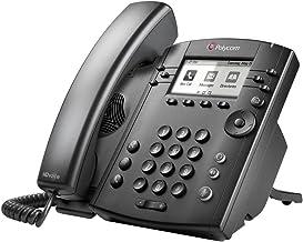 Polycom VVX 311 Corded Business Media Phone System - 6 Line PoE - 2200-48350-025 - Replaces VVX 310 photo