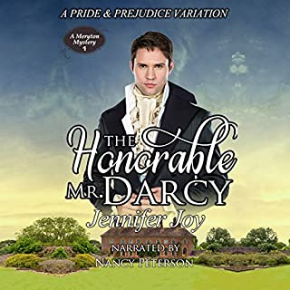 The Honorable Mr. Darcy cover art