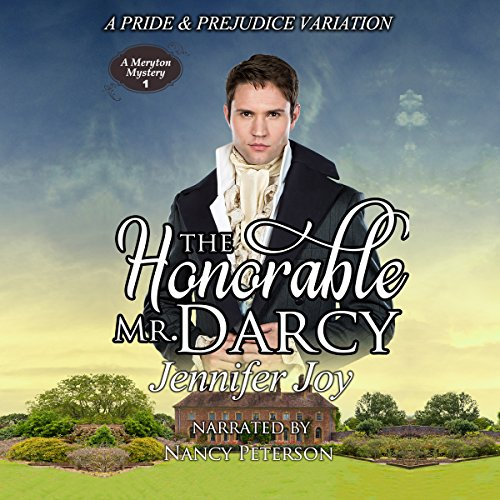 The Honorable Mr. Darcy audiobook cover art