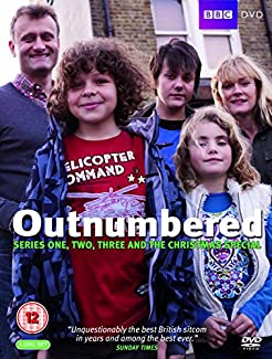 Outnumbered - Series One, Two & Three