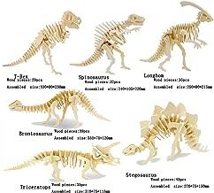 Best dinosaur skeleton jigsaw Reviews