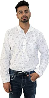 Matelco Men Cotton Casual Shirt (A-25Ad07Ds505Cr)