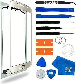 MMOBIEL Kit de Reemplazo de Pantalla Táctil compatible con Samsung Galaxy S6 G920 (Oro) Incl Herramientas