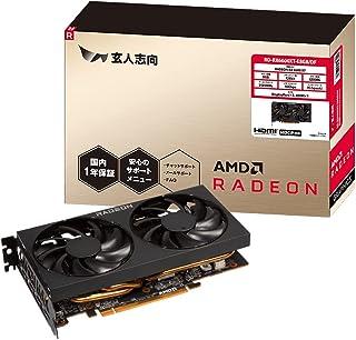 玄人志向 AMD Radeon RX6600XT 搭載 グラフィックボード GDDR6 8GB 搭載モデル RD-RX6600XT-E8GB/DF
