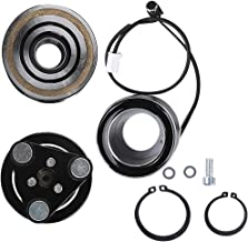 AC Compressor Clutch Assy for 2004-2009 Mazda 3 5 Air Conditioning Repair Kit Plate Pulley Bearing Coil