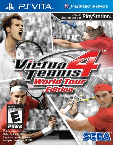 SEGA(セガ)『Virtua Tennis 4』