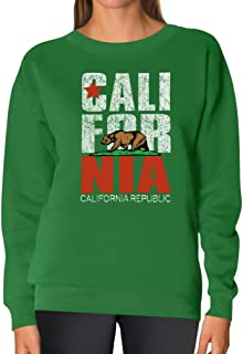 Best women's california sweatshirt Reviews