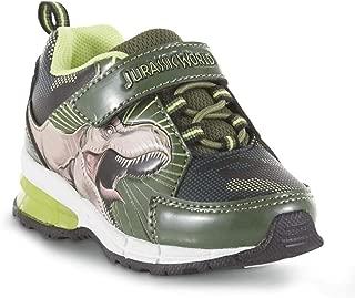 Jurassic World Light-Up Sneaker Toddler Boys - Green/Camouflage