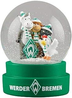 Werder Bremen Schneekugel STADTMUSIKANTEN, Weihnachten 21-83023